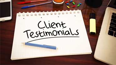 Cleaning Testimonials in South London